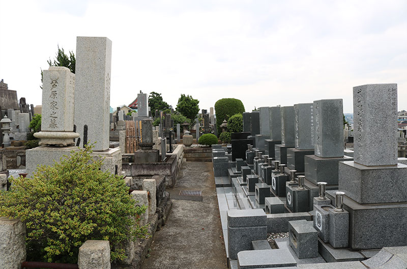 墓石の新規建立・建て替え