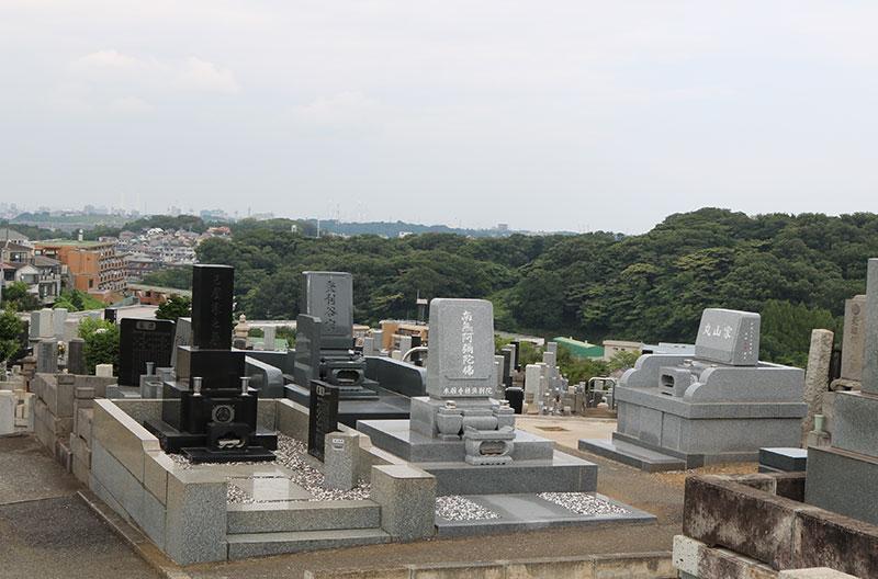 その他、墓所内工事